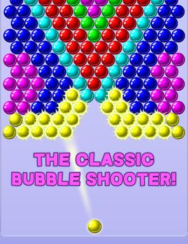 Bubble Shooter capture d'écran 1