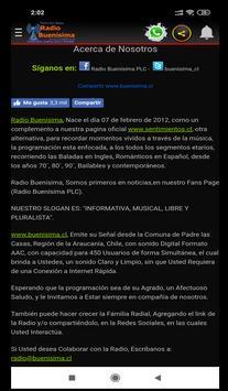 Radio Buenísima PLC screenshot 1