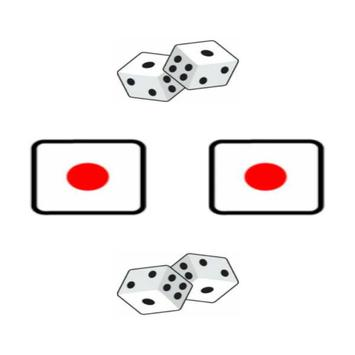 Twin Backgammon Dice screenshot 1