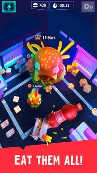 Burger.io poster