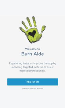 Burn Aide poster