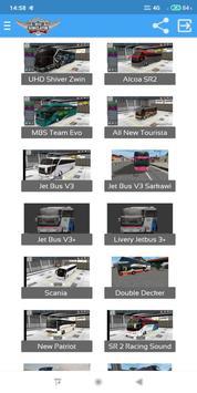 Mod BUSSID Bus Simulator Indonesia Tanpa Password screenshot 4
