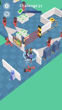 А4 Ограбление банка челлендж скриншот 1