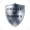 Cradle of Thrones: Match 3 Puzzle no Internet icon