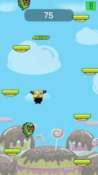 Cute Minion Jump screenshot 2