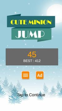 Cute Minion Jump screenshot 5