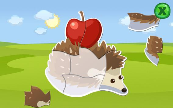 Animal Puzzles for Kids Free screenshot 9