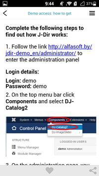 J-Dir: Your Business Directory screenshot 11