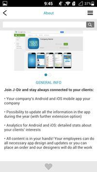 J-Dir: Your Business Directory screenshot 1