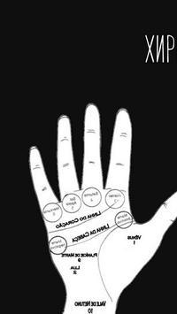 Хиромантия по фото руки poster