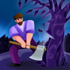 Idle Lumberjack 3D-icoon