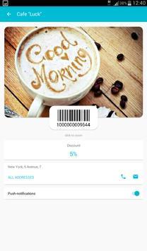 iDiscount Card Holder स्क्रीनशॉट 7