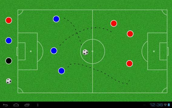 Football Tactic Table screenshot 1