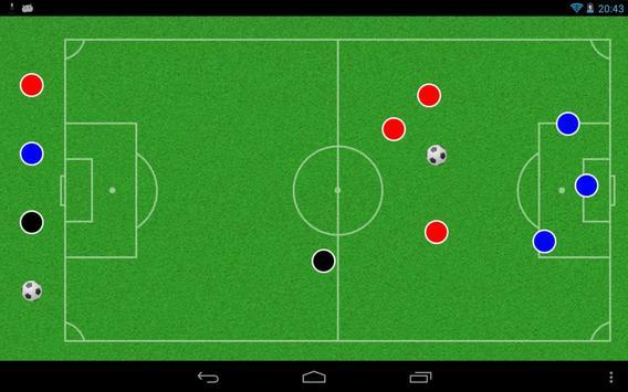 Football Tactic Table screenshot 2
