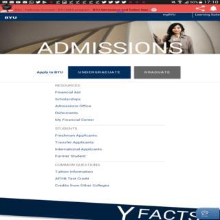 BYU Schools Worldwide poster