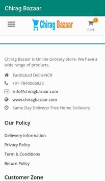 Chirag Bazaar screenshot 8