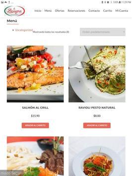 Lasagna Restaurante screenshot 7