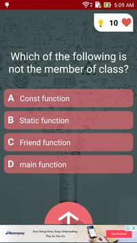 C++ Programming Test Quiz for Android - APK Download