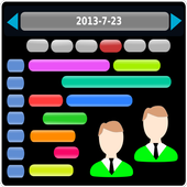 Booking Manager 3 Lt 图标