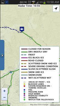 MDT Travel Info screenshot 3