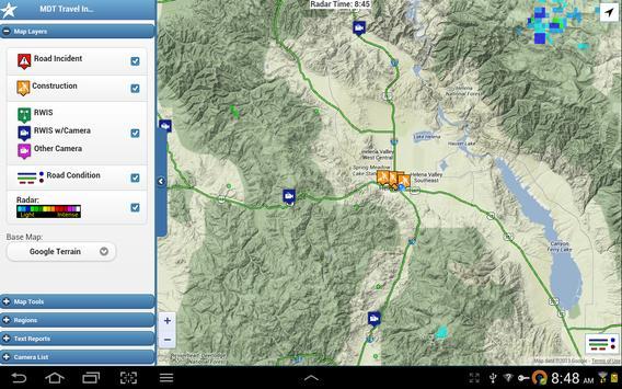MDT Travel Info screenshot 5