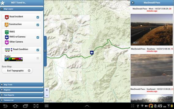 MDT Travel Info screenshot 6