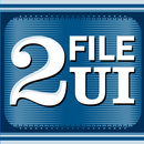2 File UI APK Android