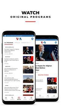 VOA Screenshot 2