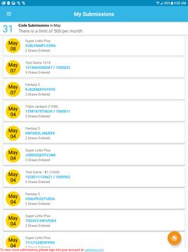 CA Lottery screenshot 23