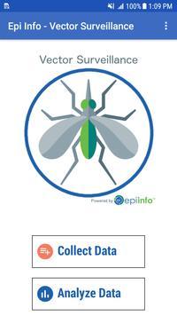 Epi Info™ Vector Surveillance poster