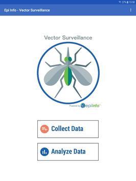 Epi Info™ Vector Surveillance screenshot 10