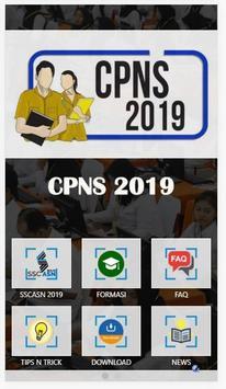 Info CPNS 2019 screenshot 1
