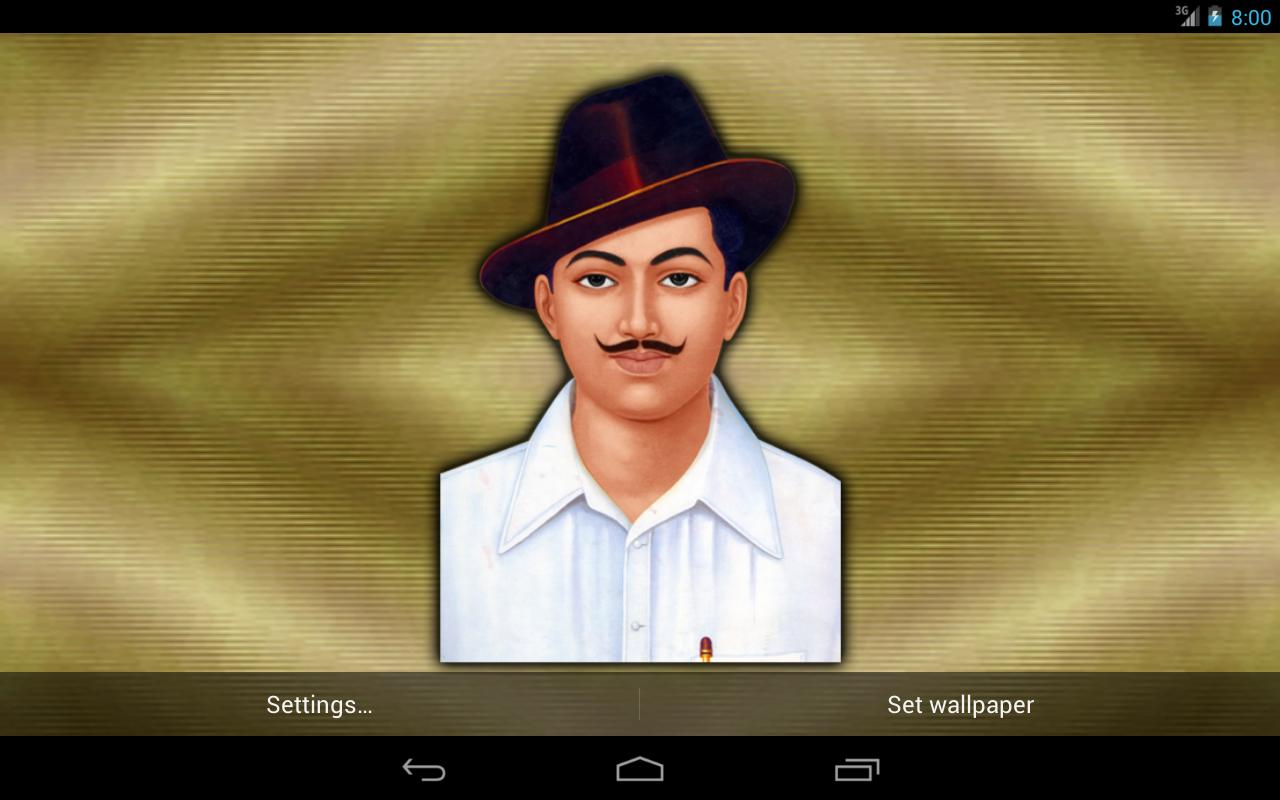 Bhagat Singh Live Wallpaper For Android Apk Download