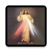 Chaplet of Divine mercy offline icon