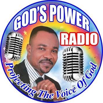 God`s Power Radio poster