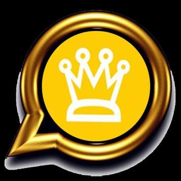 Gold Phone Royal Statuses poster
