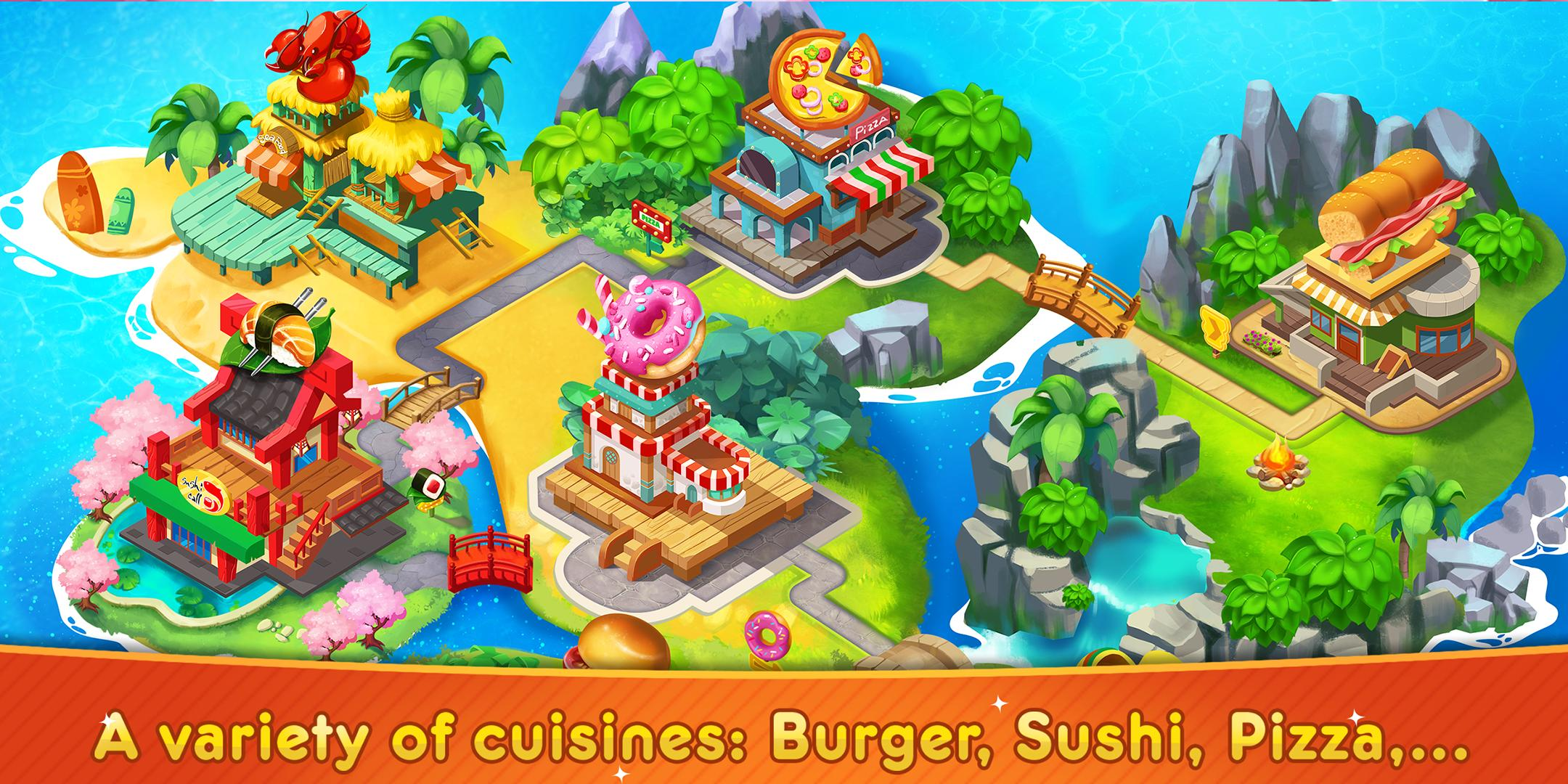 Famous Cooking Island for Android - APK Download