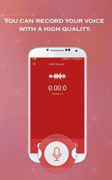 Pro Memo Recorder - Voice Recorder Pro poster