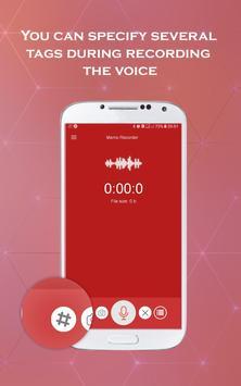 Pro Memo Recorder - Voice Recorder Pro screenshot 1