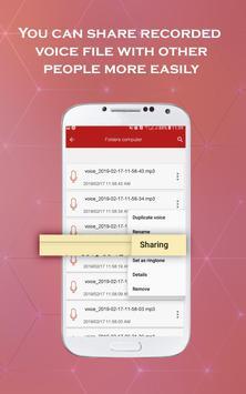 Pro Memo Recorder - Voice Recorder Pro screenshot 5