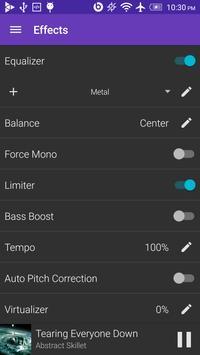 GoneMAD Music Player captura de pantalla 6