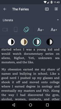 Scary stories & Creepypasta screenshot 1