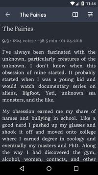 Scary stories & Creepypasta screenshot 7