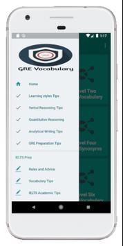 GRE Vocabulary screenshot 1