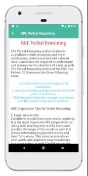 GRE Vocabulary screenshot 6
