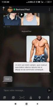 Gay chat & Gay Dating screenshot 3