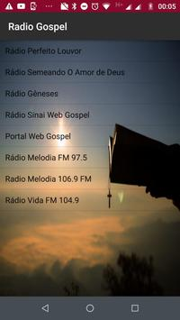 Rádio Gospel poster