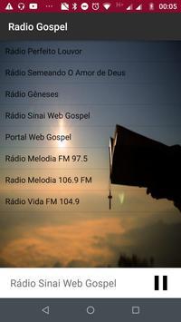 Rádio Gospel screenshot 1