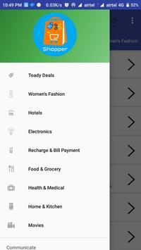 E-Shopper - All In One Online Shopping App screenshot 2