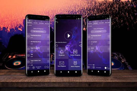 三星S9+S10手机铃声推荐为GalaxyS9+ 截图 1